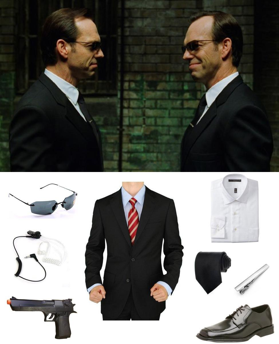 Agent Smith Cosplay Guide