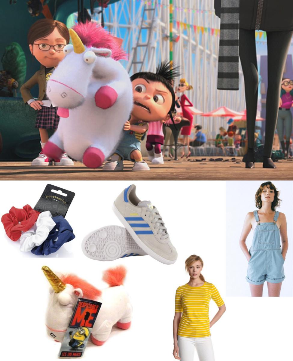 Agnes in Despicable Me Cosplay Guide