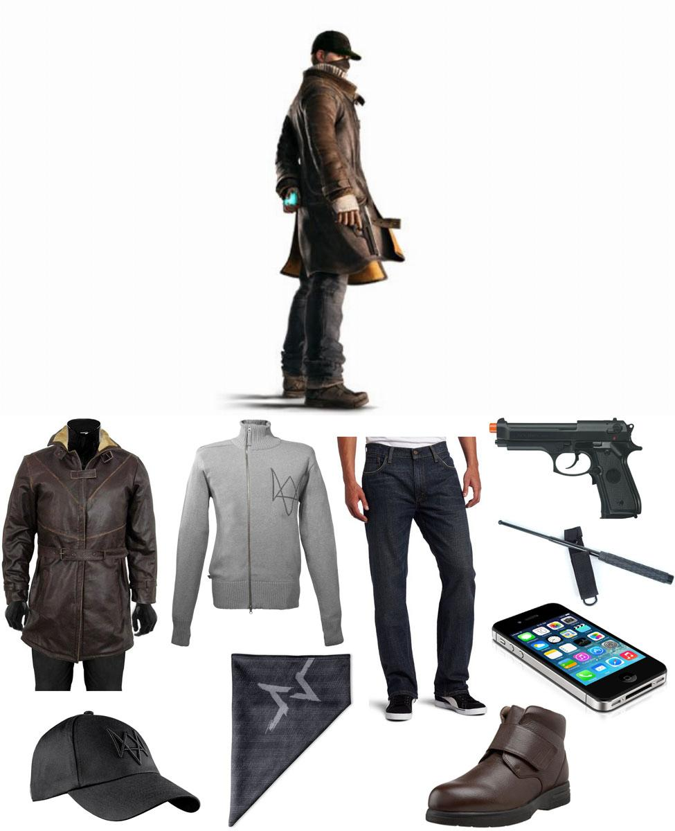 Aiden Pearce Cosplay Guide