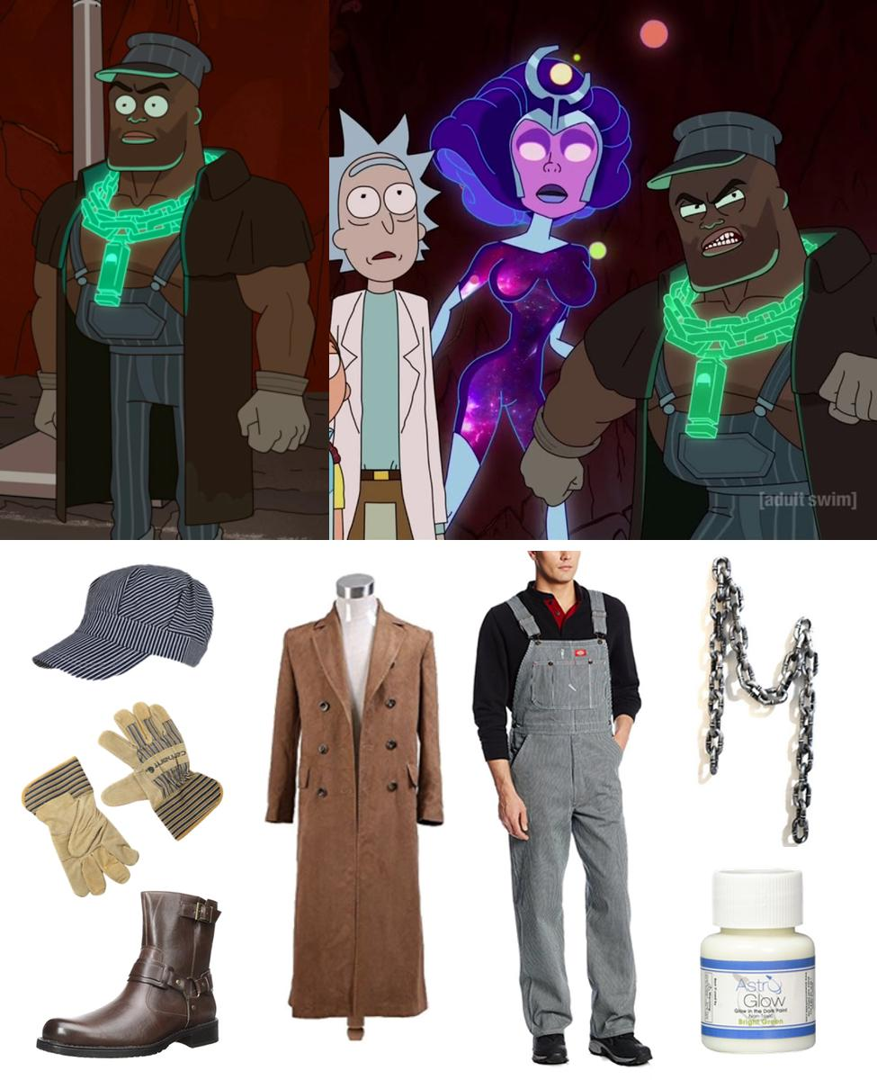 Alan Rails Cosplay Guide