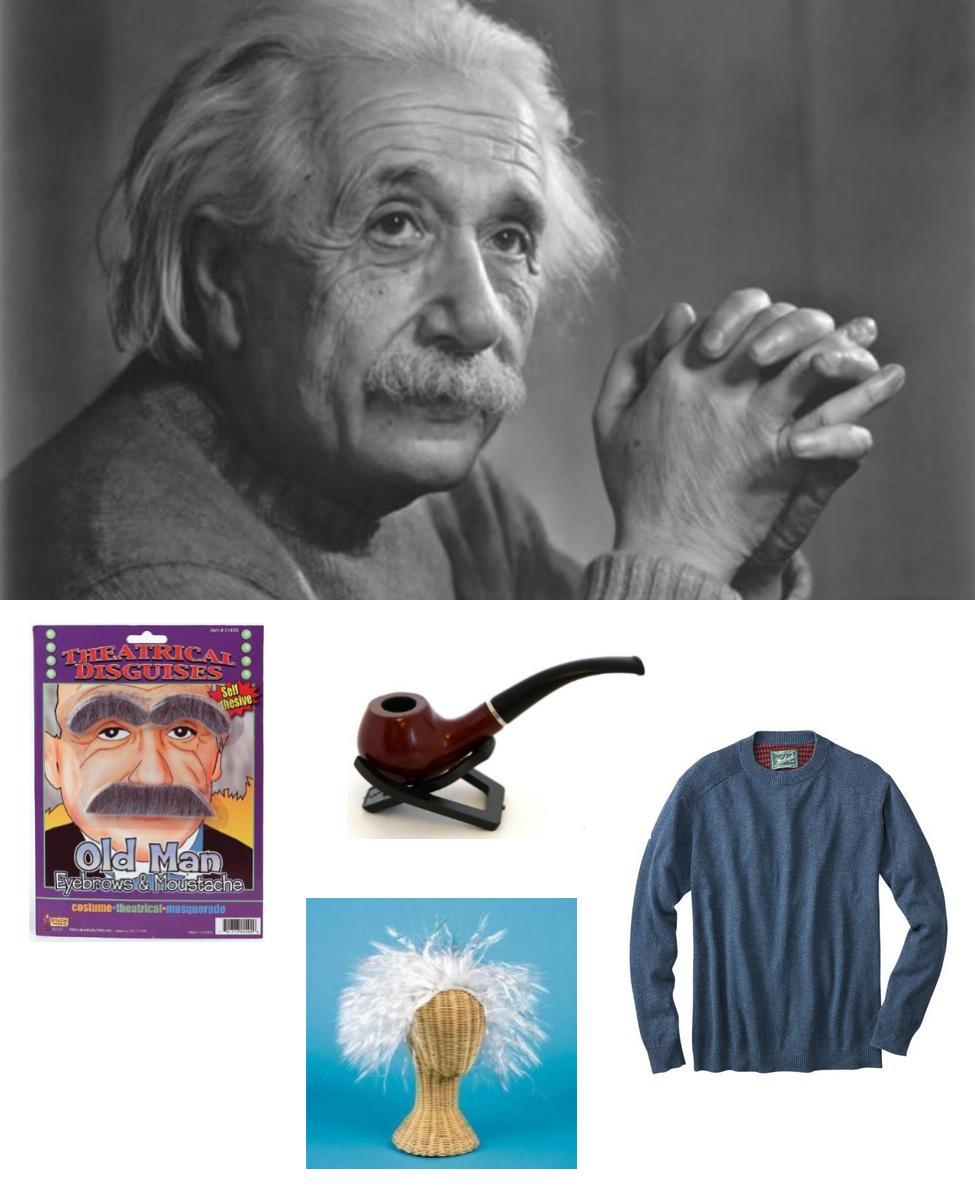 Albert Einstein Cosplay Guide