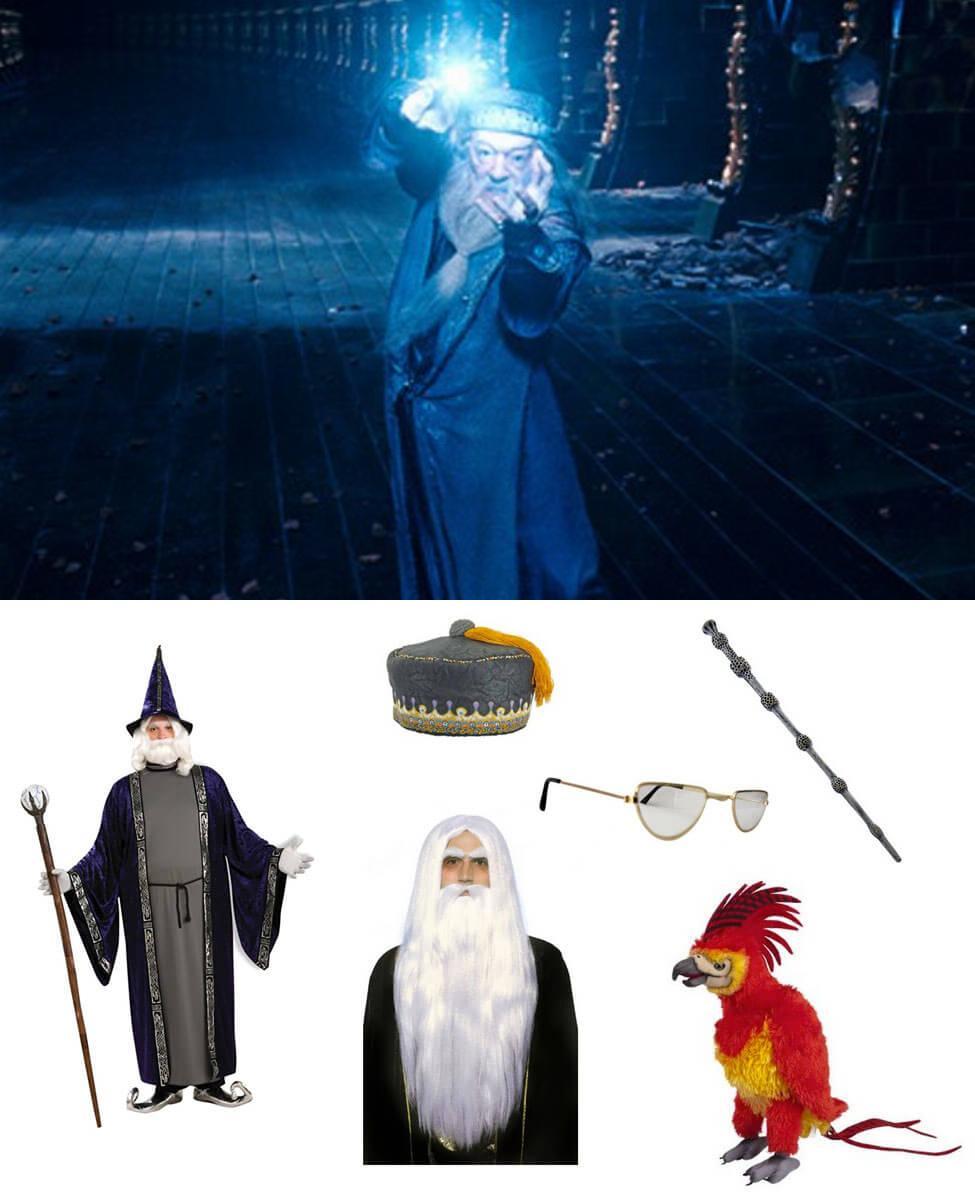Albus Dumbledore Cosplay Guide