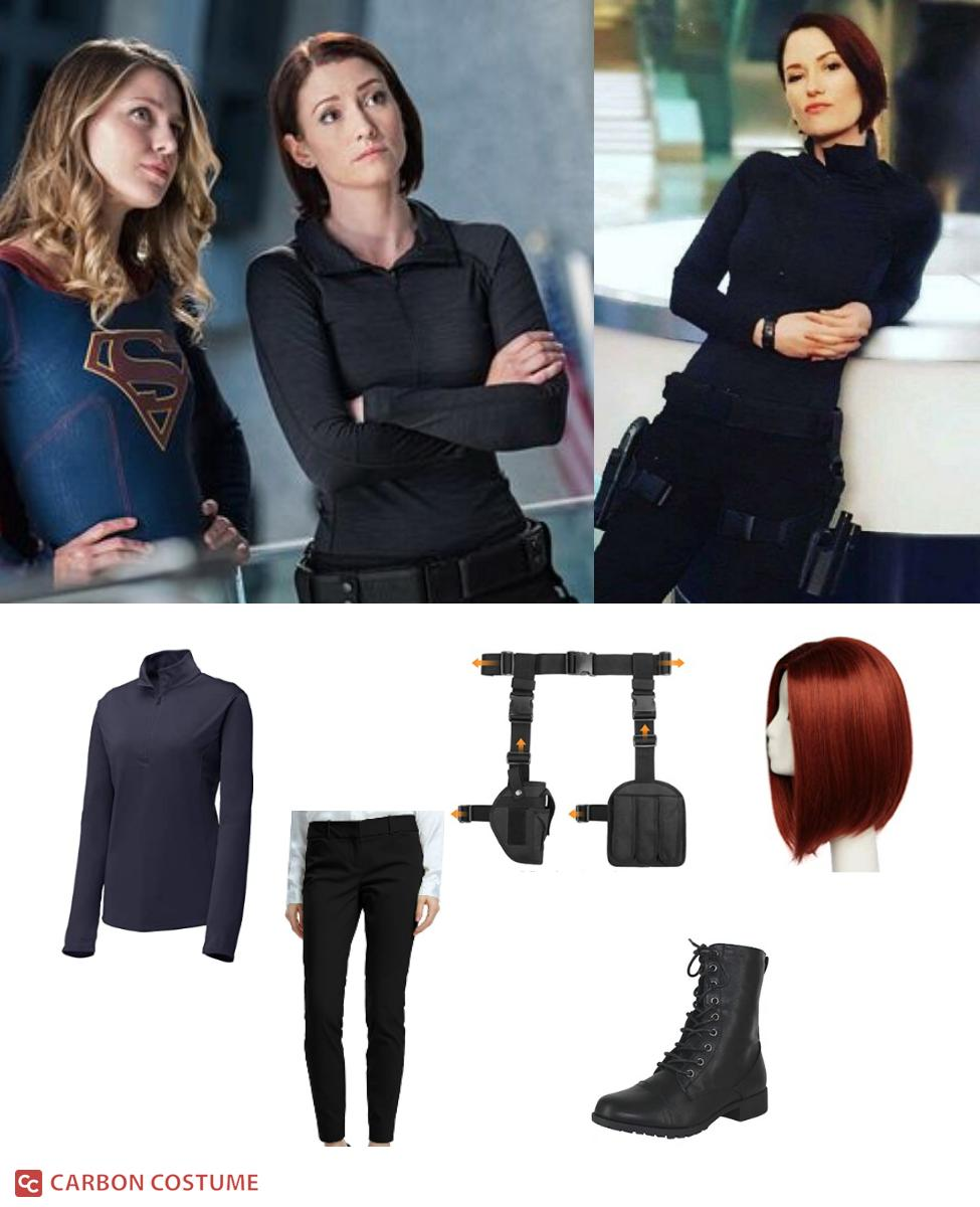 Alex Danvers from Supergirl Cosplay Guide