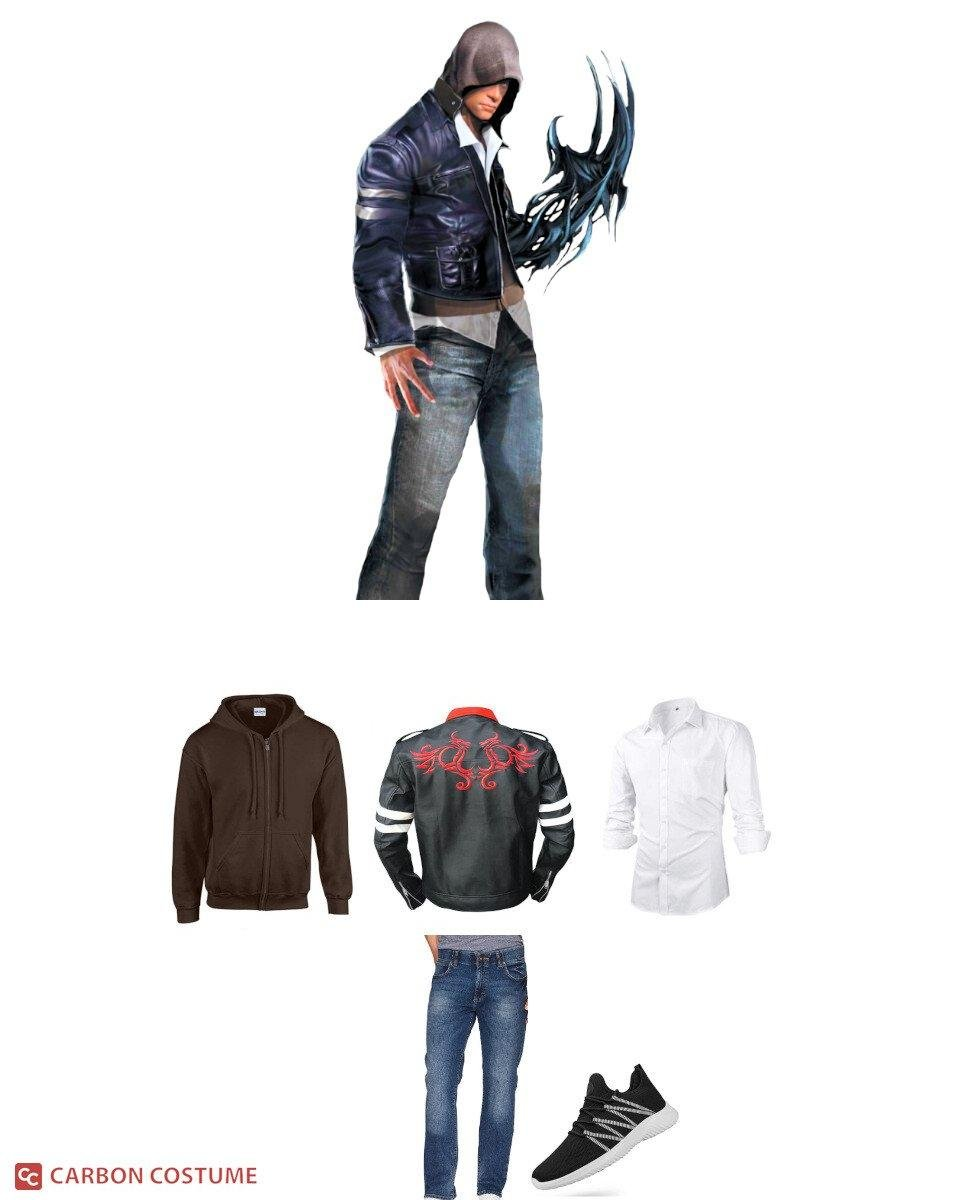 Alex Mercer from Prototype Cosplay Guide