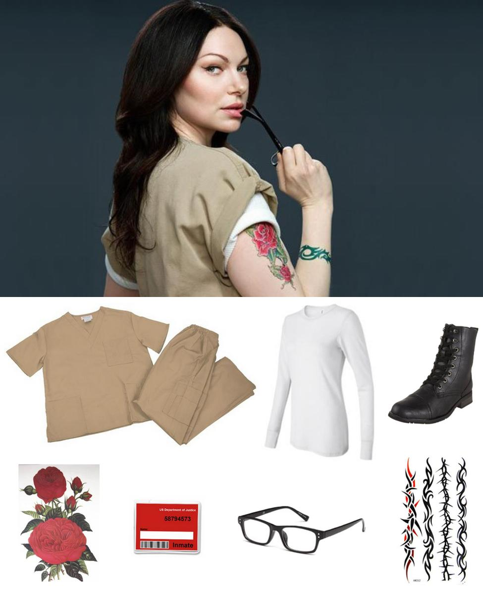 Alex Vause Cosplay Guide