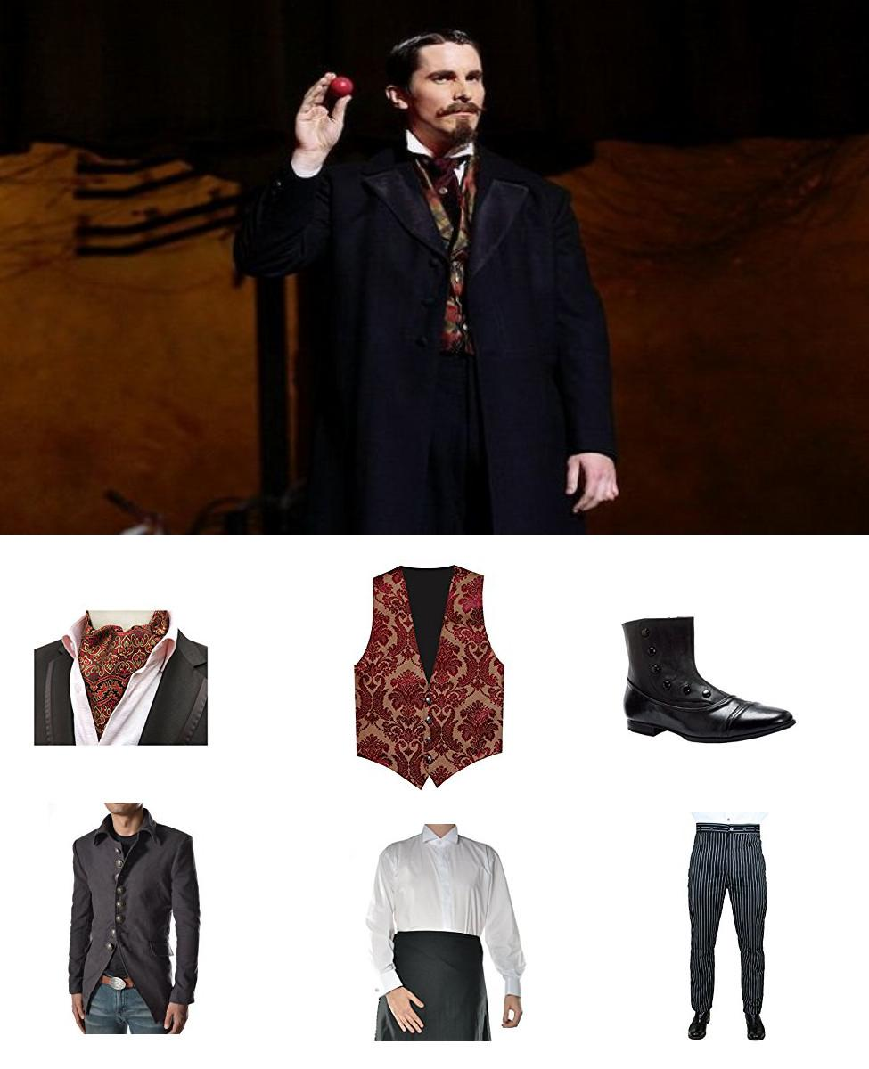 Alfred Borden Cosplay Guide