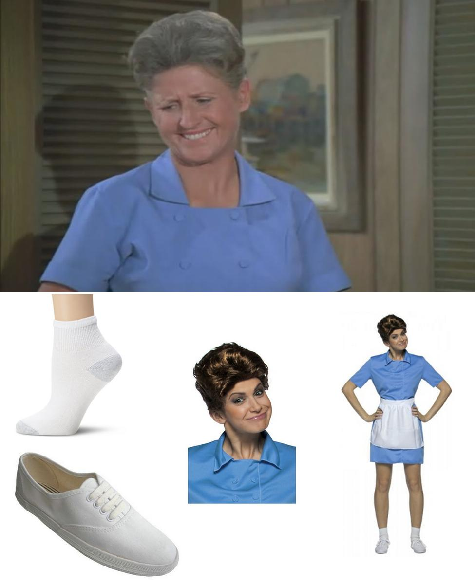 Alice from The Brady Bunch Cosplay Guide