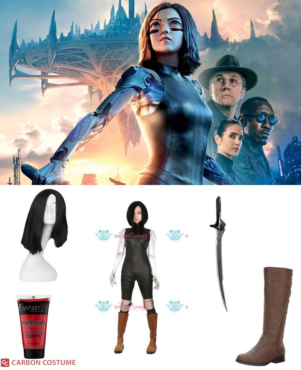 Alita: Battle Angel Cosplay Guide