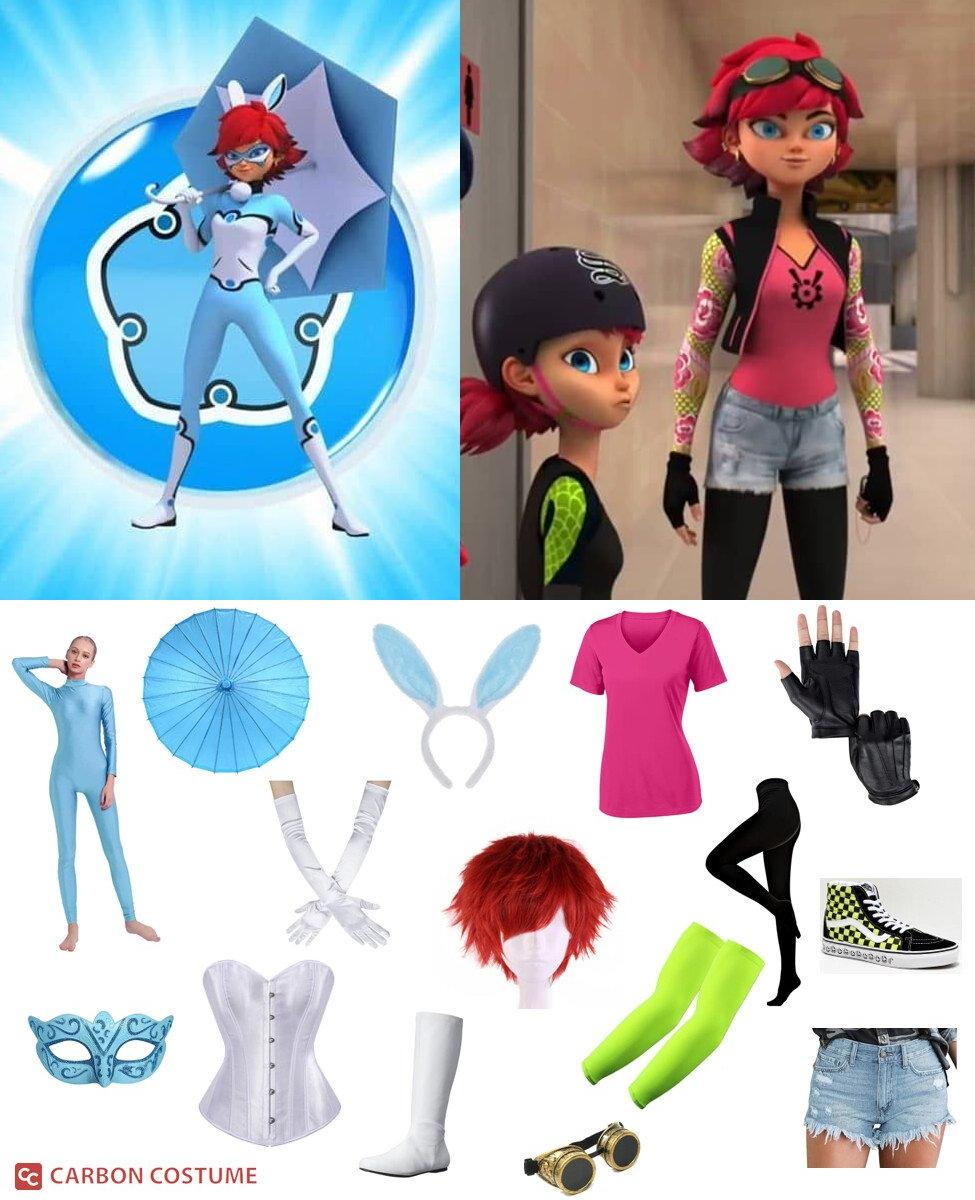 Alix Kubdel from Miraculous Ladybug Cosplay Guide