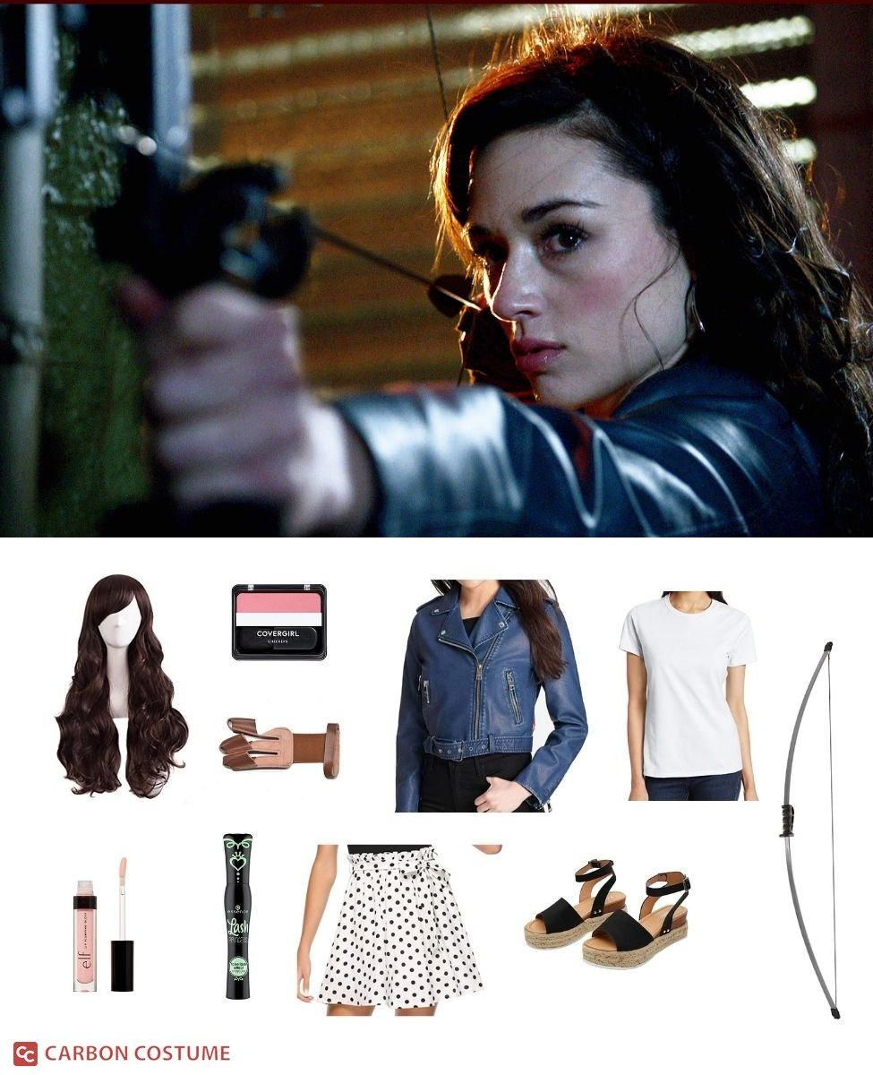 Allison Argent Cosplay Guide