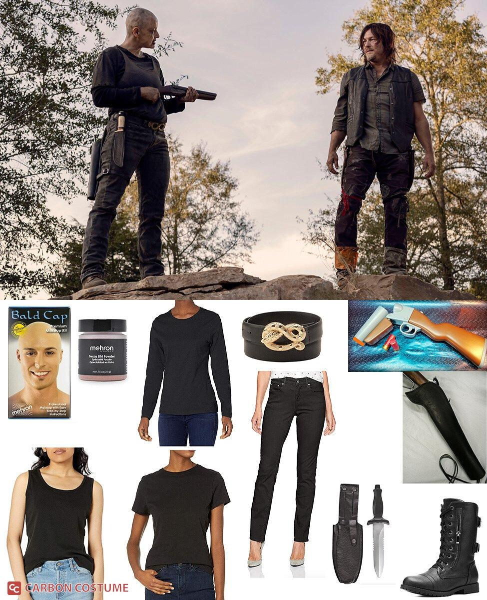 Alpha from The Walking Dead Cosplay Guide