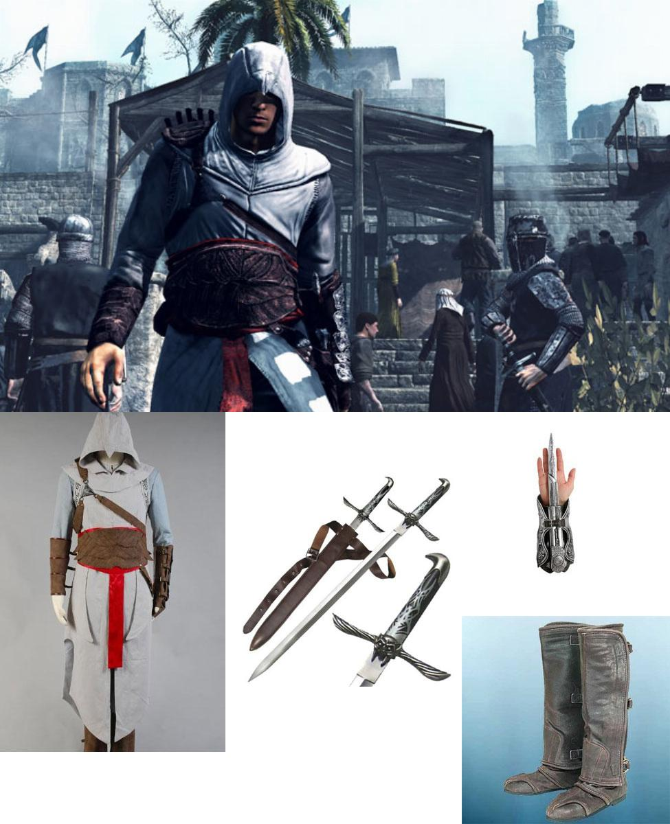 Altair from Assassin's Creed Cosplay Guide