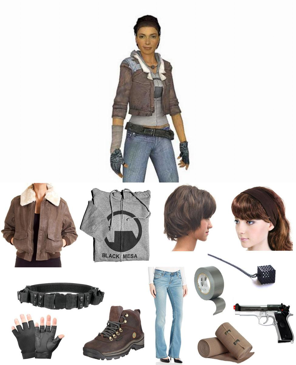 Alyx Vance Cosplay Guide