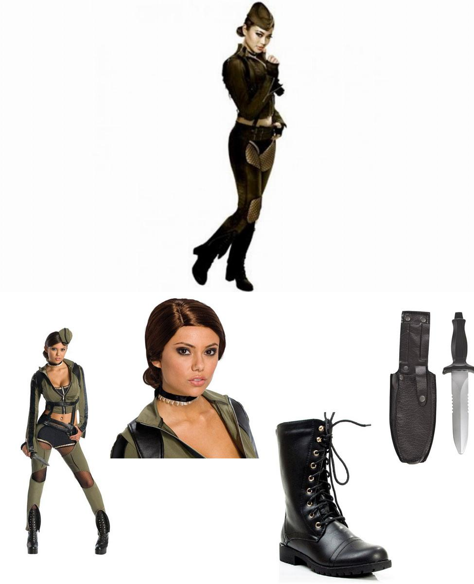 Amber Cosplay Guide