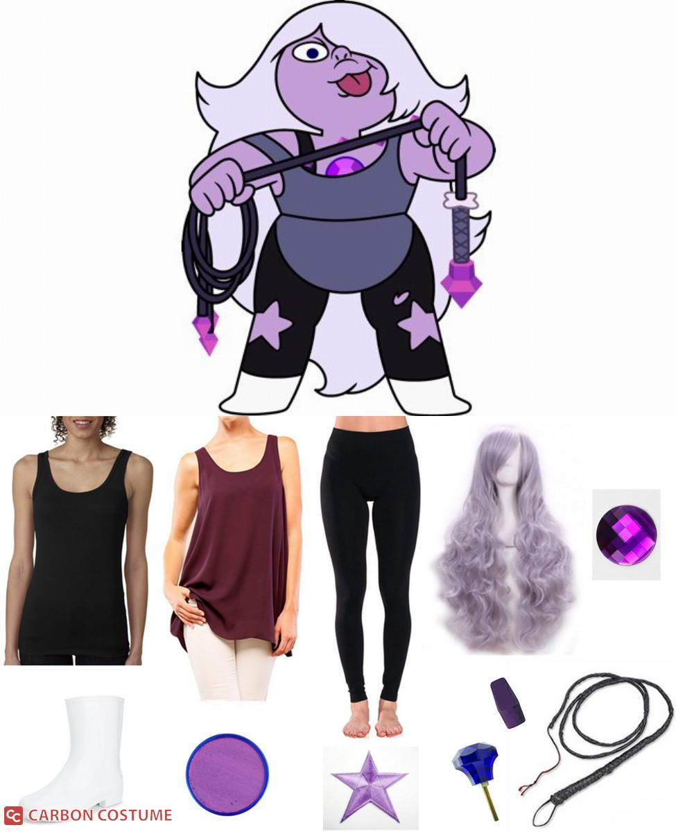 Amethyst Cosplay Guide