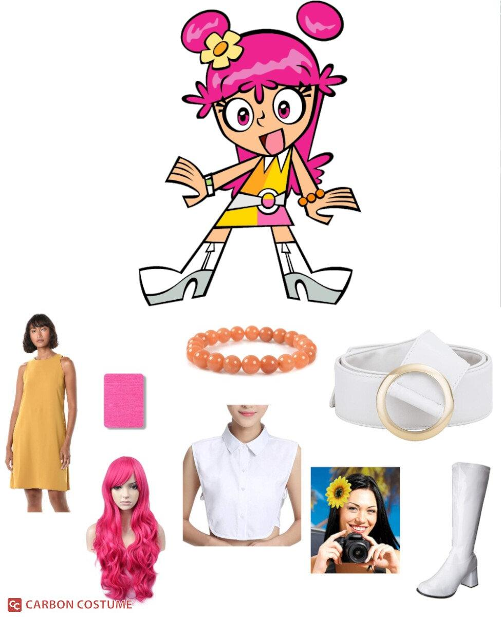Ami Onuki from Hi Hi Puffy AmiYumi Cosplay Guide