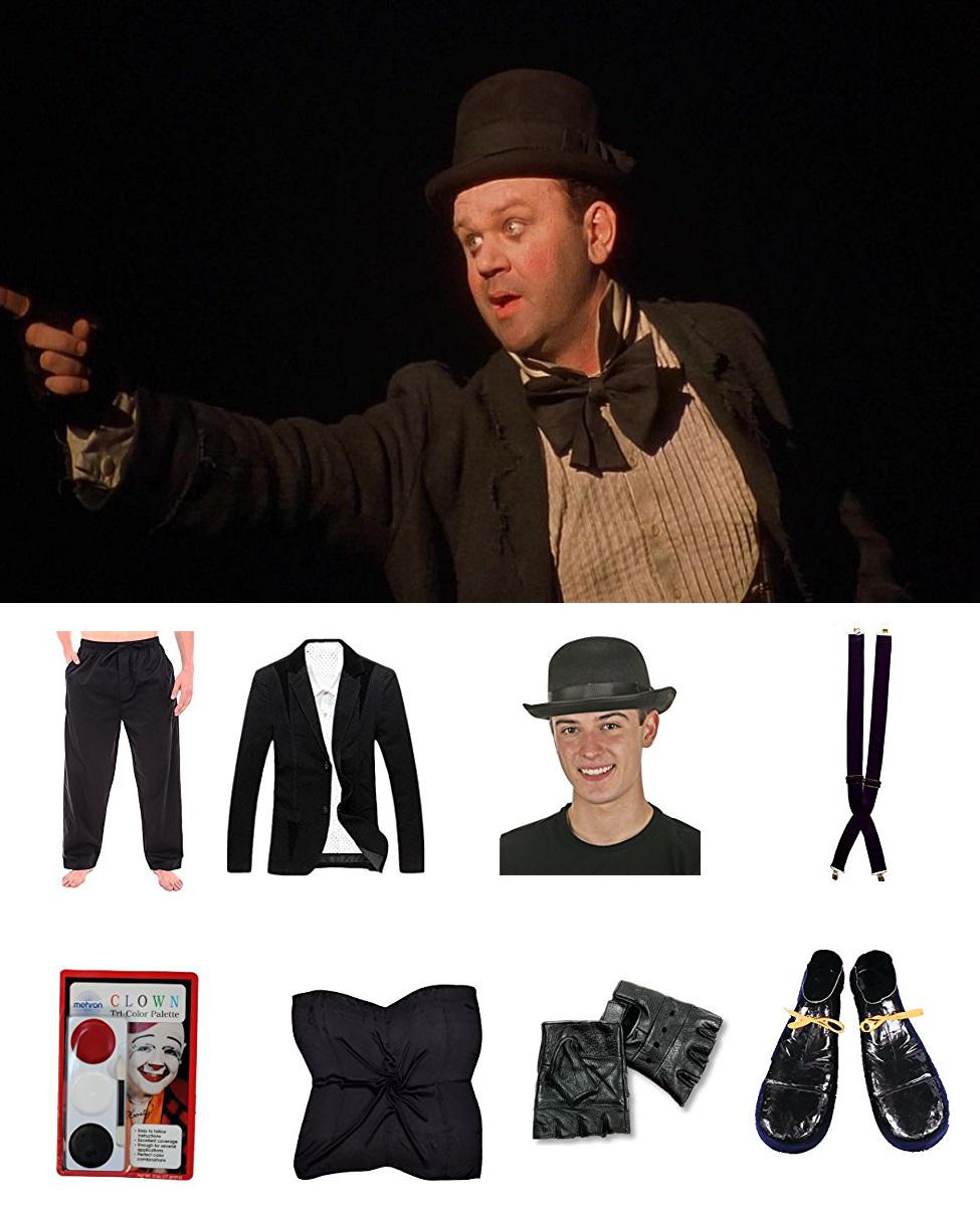 Amos Hart Cosplay Guide