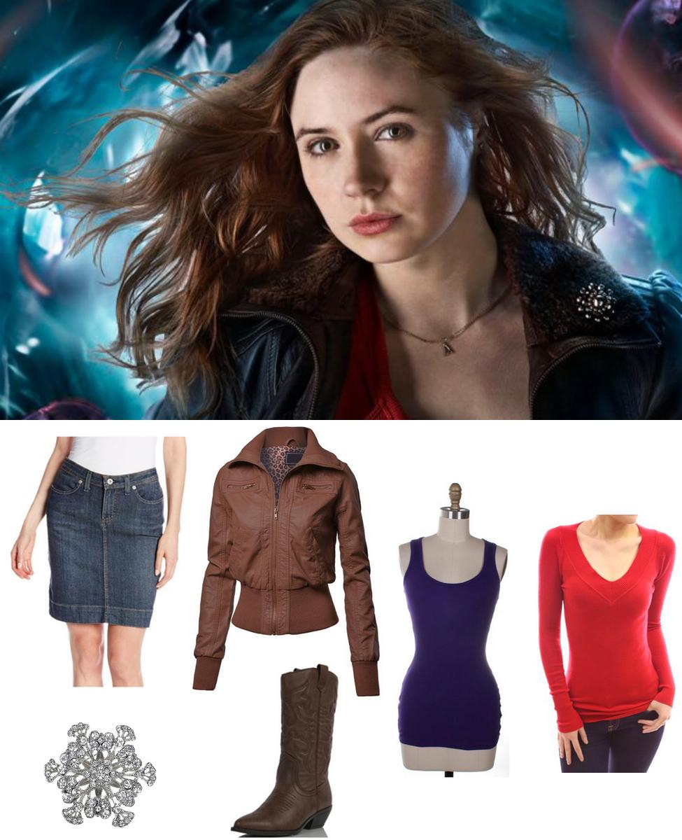 Amy Pond Cosplay Guide