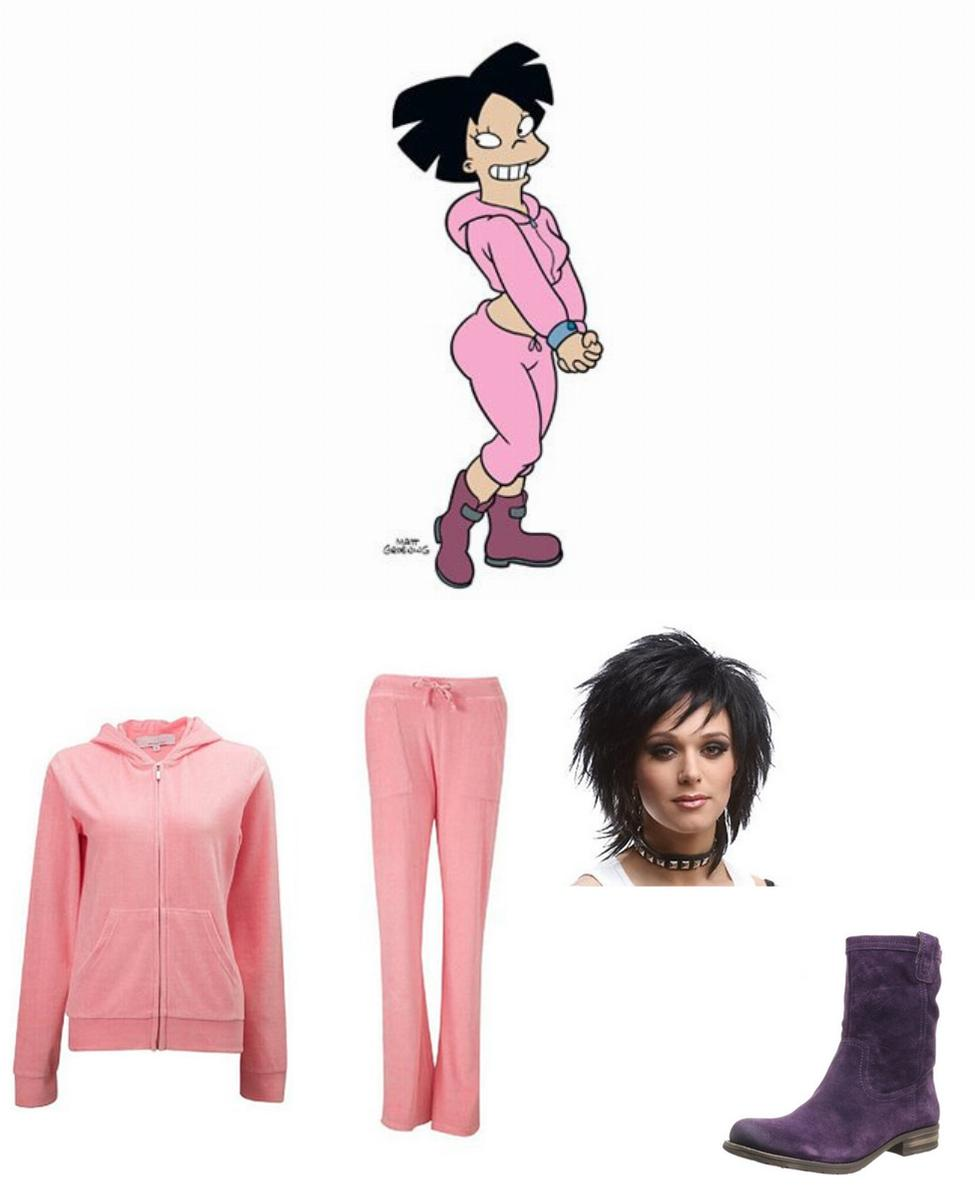 Amy Wong Cosplay Guide