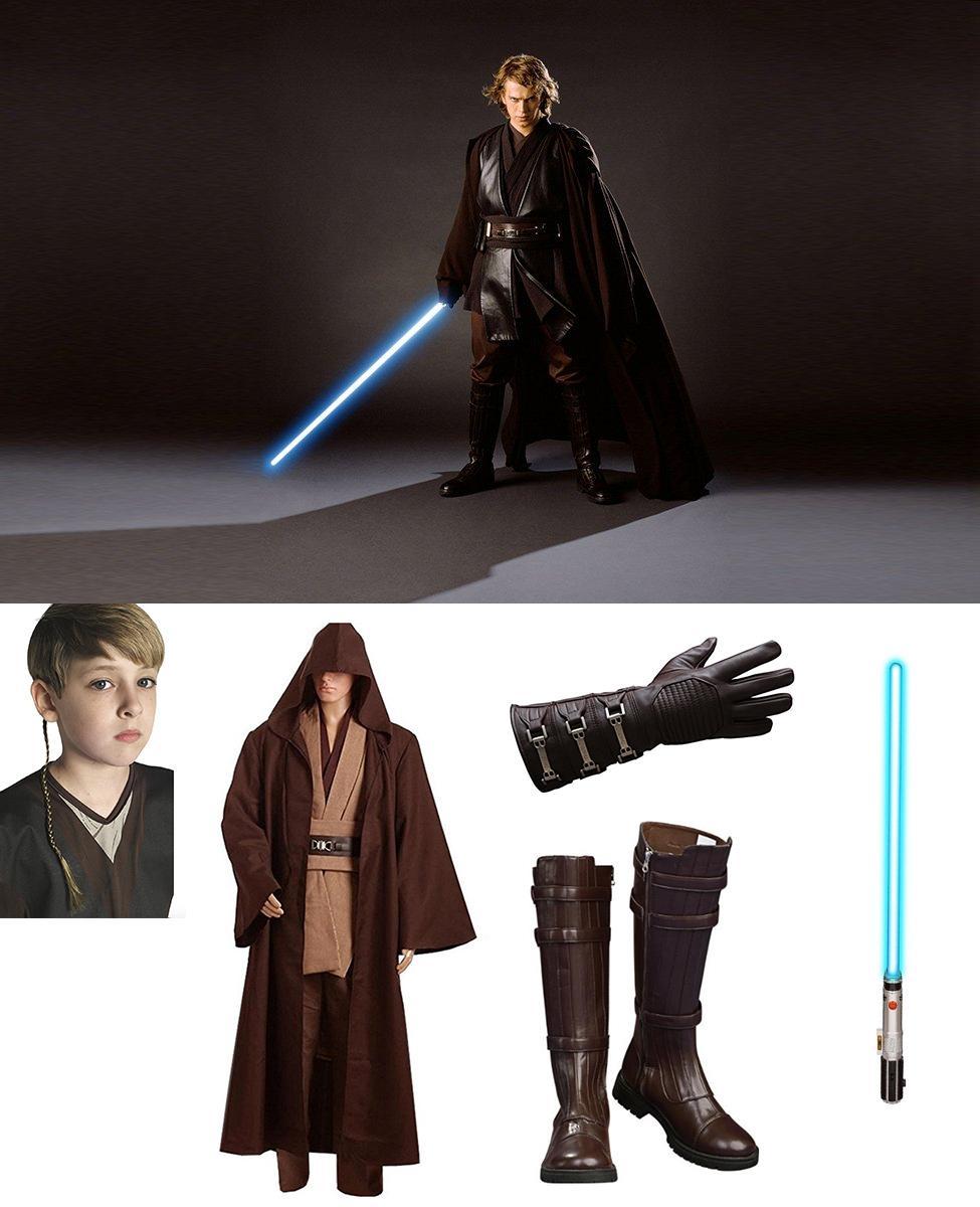Anakin Skywalker Cosplay Guide