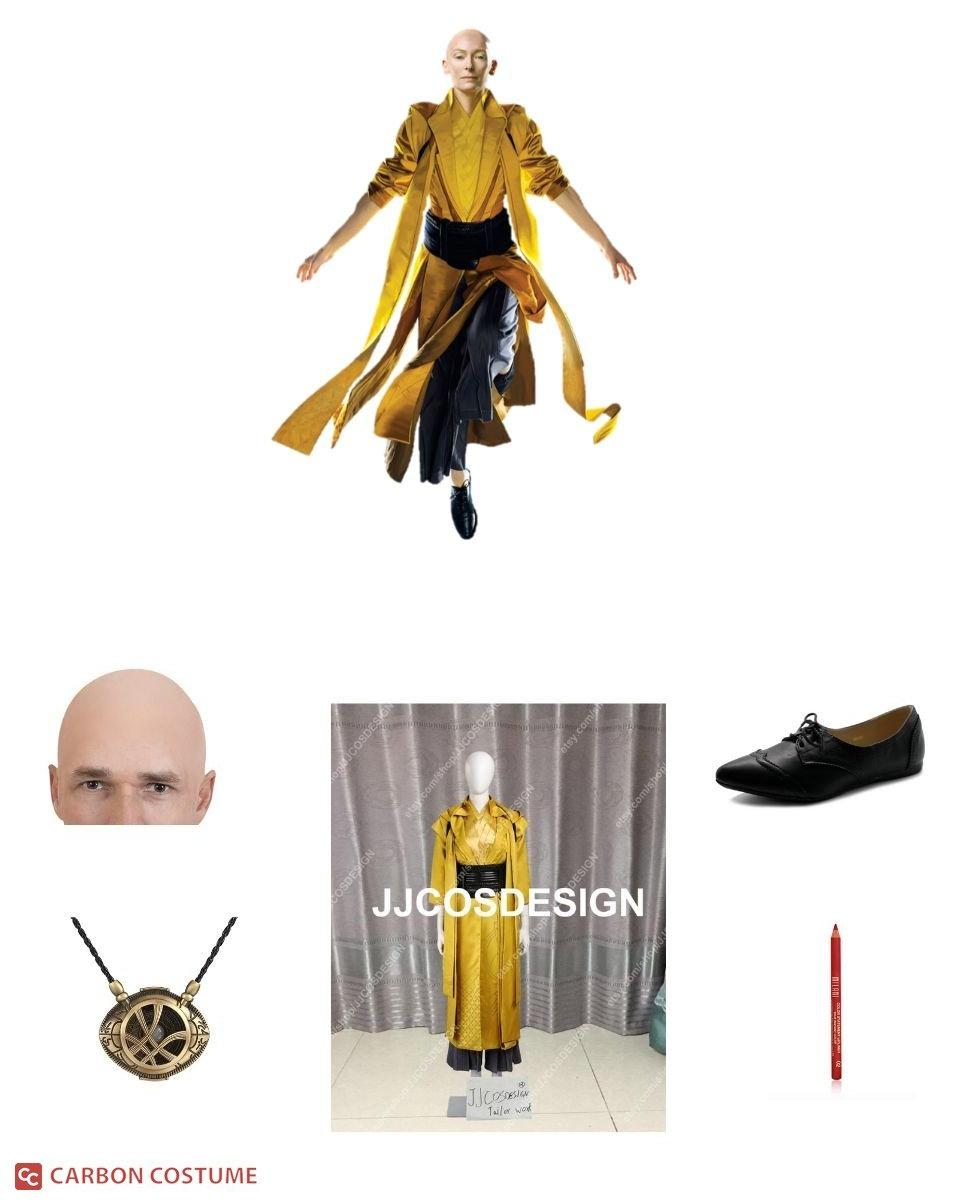 Ancient One from Doctor Strange Cosplay Guide
