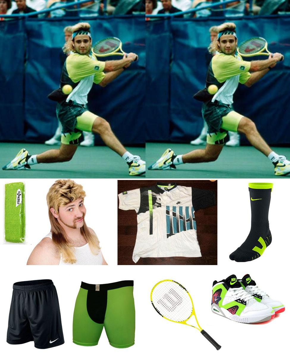Andre Agassi Cosplay Guide