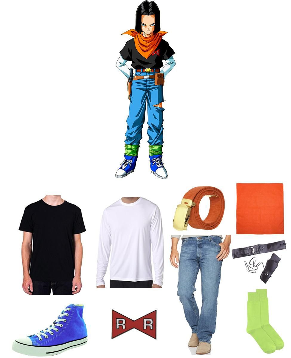 Android 17 Cosplay Guide