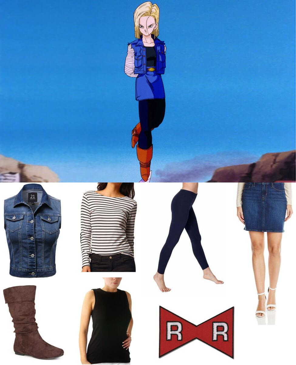 Android 18 Cosplay Guide