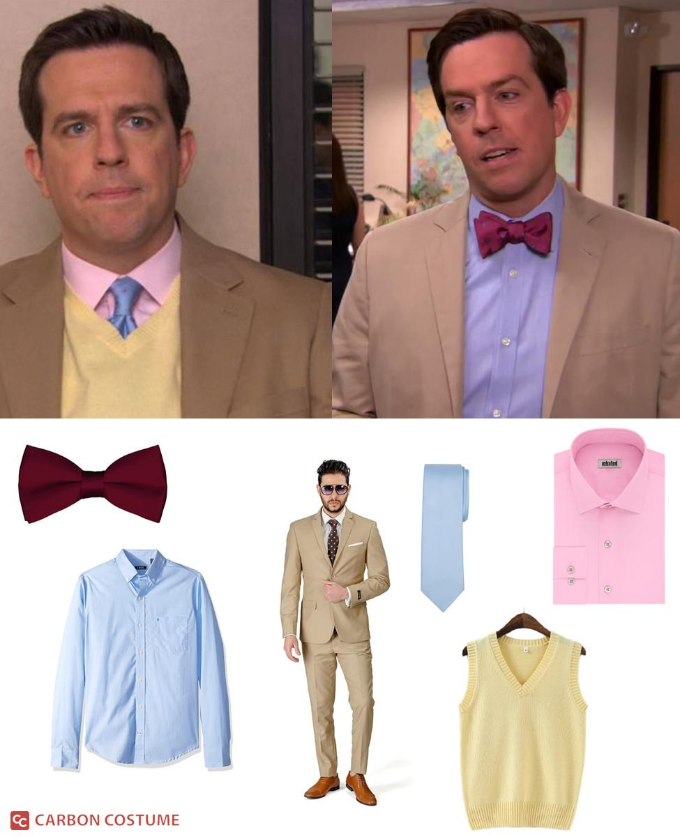 Andy Bernard from The Office Cosplay Guide