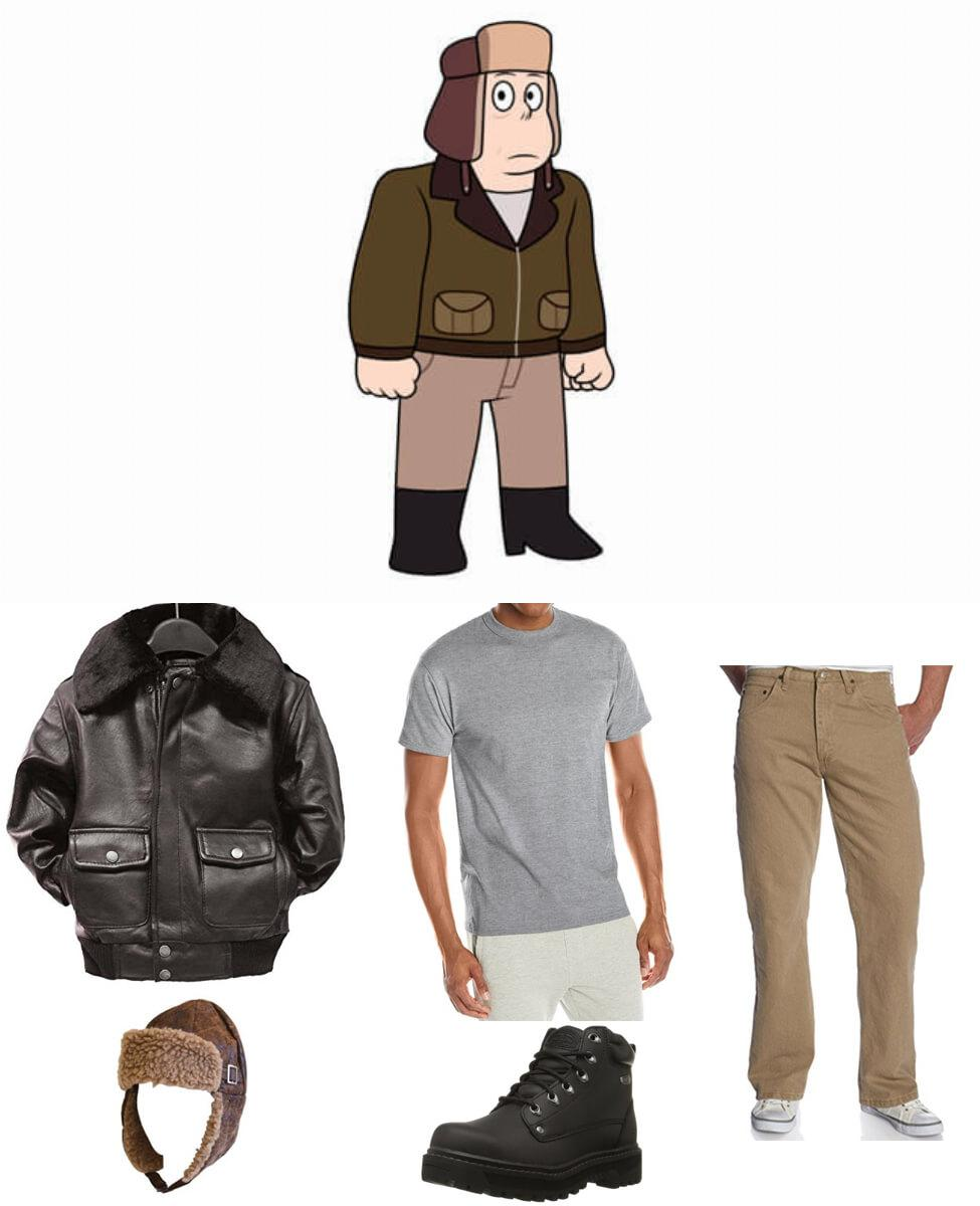 Andy DeMayo Cosplay Guide