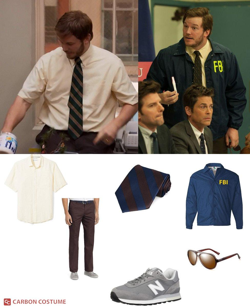 Andy Dwyer from Parks and Recreation Cosplay Guide