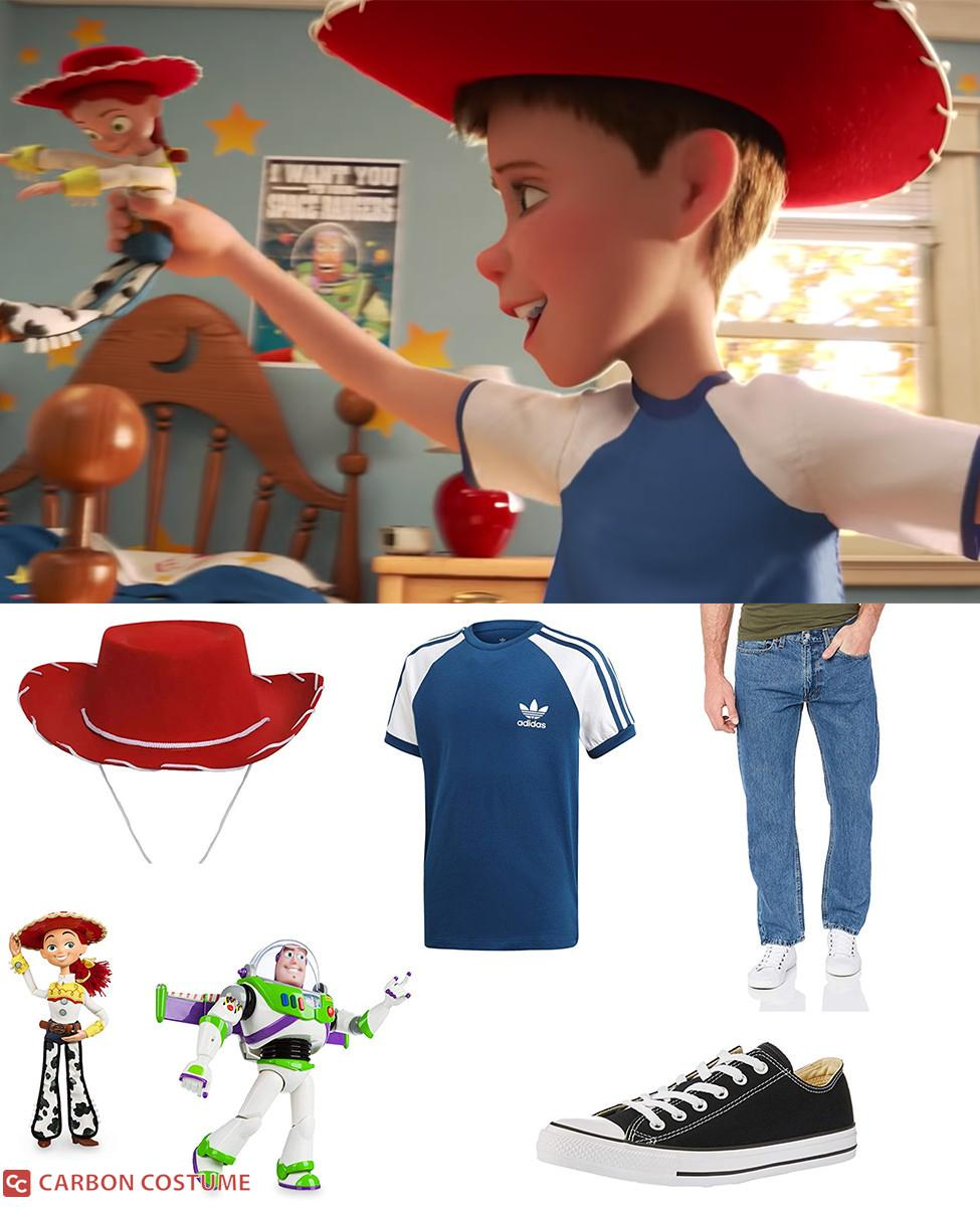 Andy from Toy Story 4 Cosplay Guide