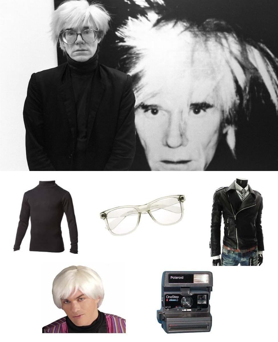 Andy Warhol Cosplay Guide