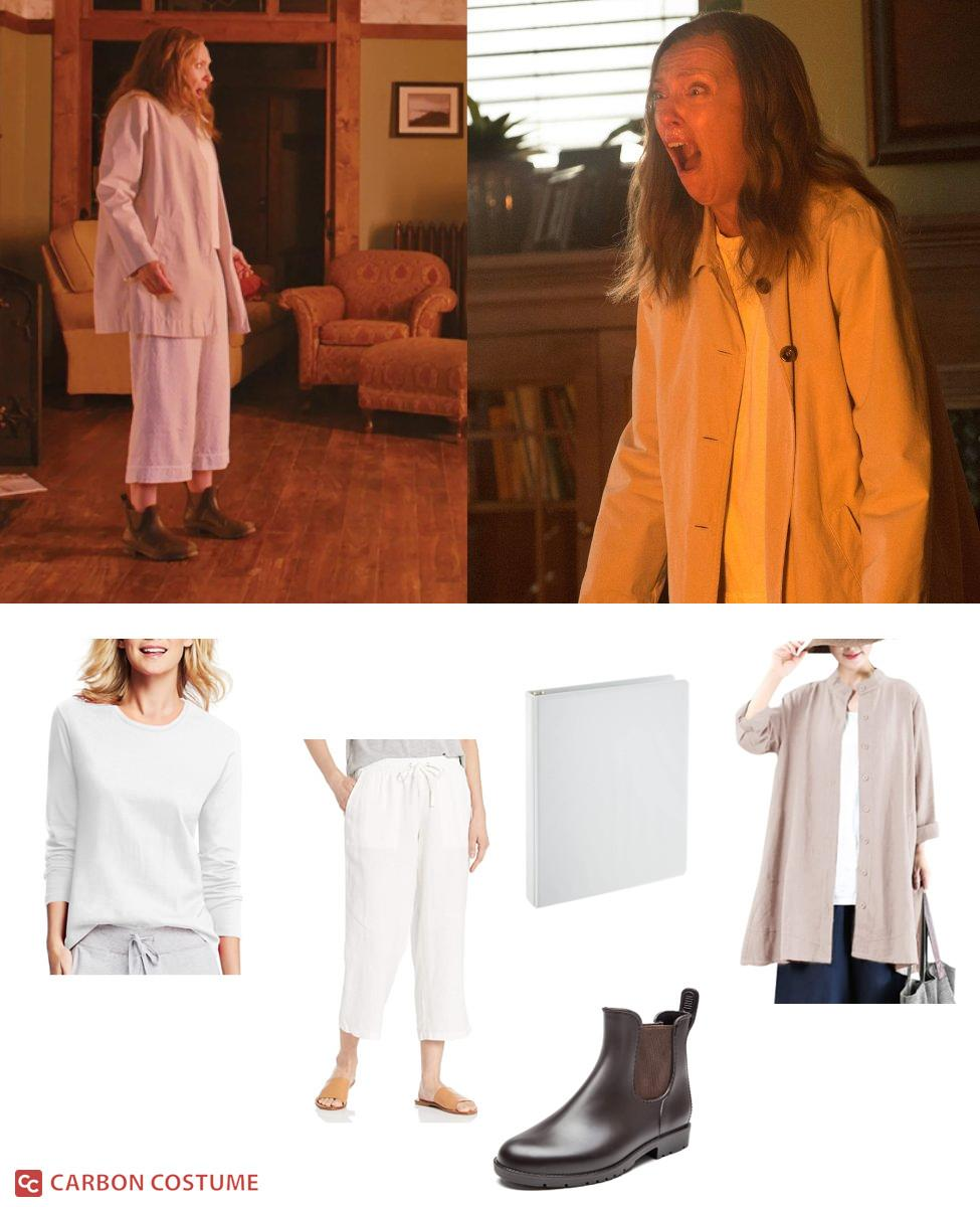 Annie Graham from Hereditary Cosplay Guide