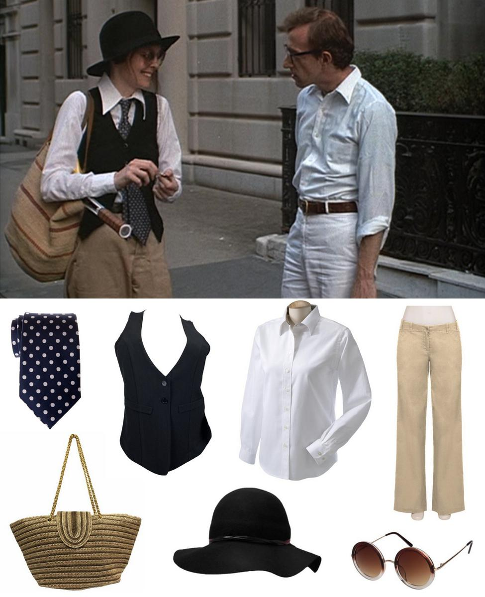 Annie Hall Cosplay Guide