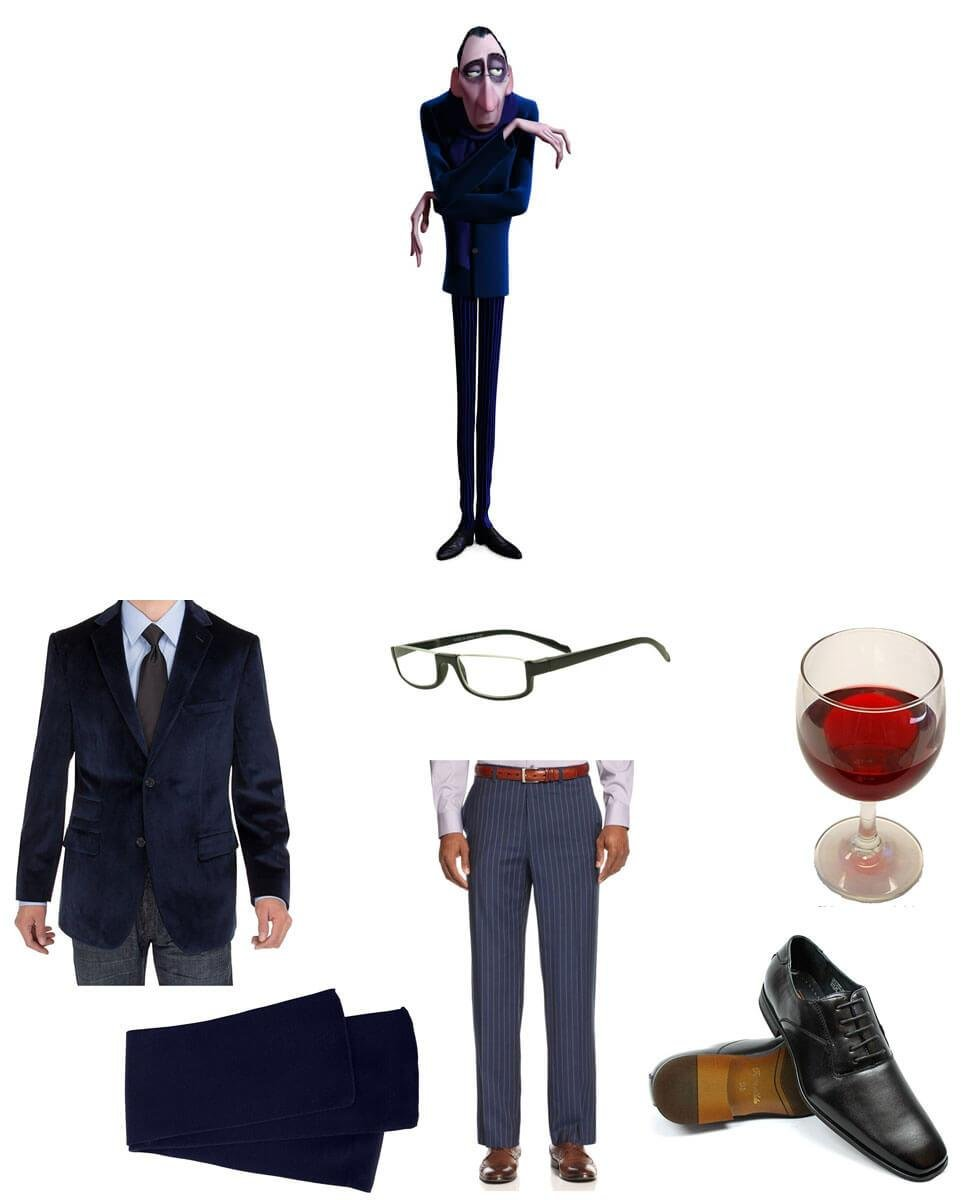 Anton Ego Cosplay Guide