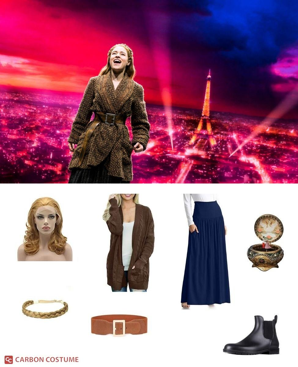 Anya from Anastasia (Musical) Cosplay Guide