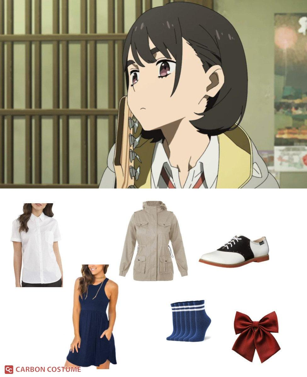 Aoi from Her Blue Sky Cosplay Guide