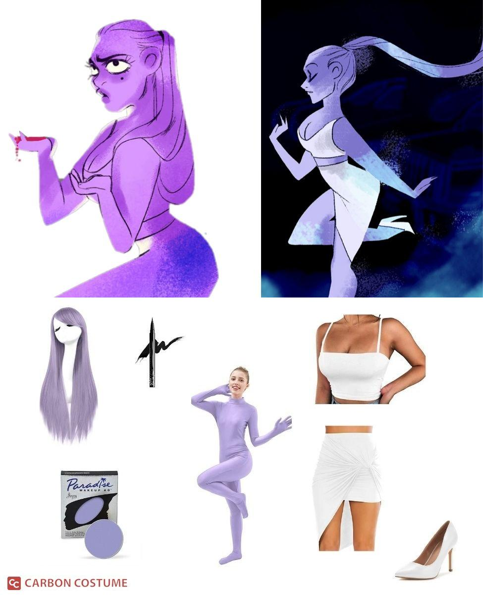 Aphrodite from Lore Olympus Cosplay Guide