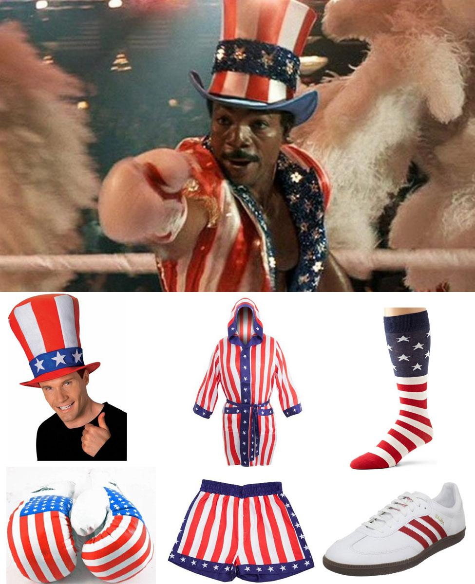 Apollo Creed Cosplay Guide