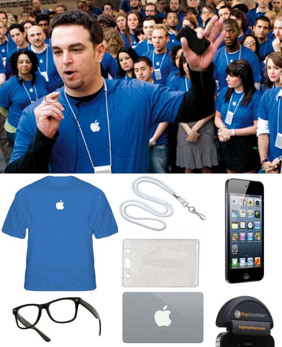 Apple Store Genius Cosplay Guide