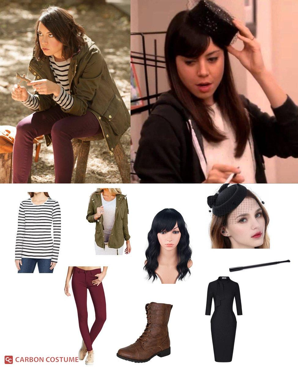 April Ludgate from Parks and Recreation Cosplay Guide