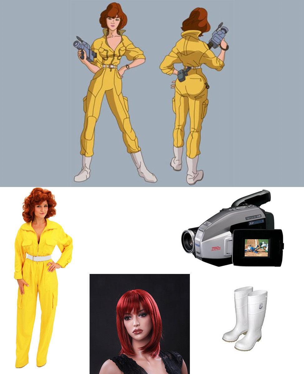 April O'Neil Cosplay Guide