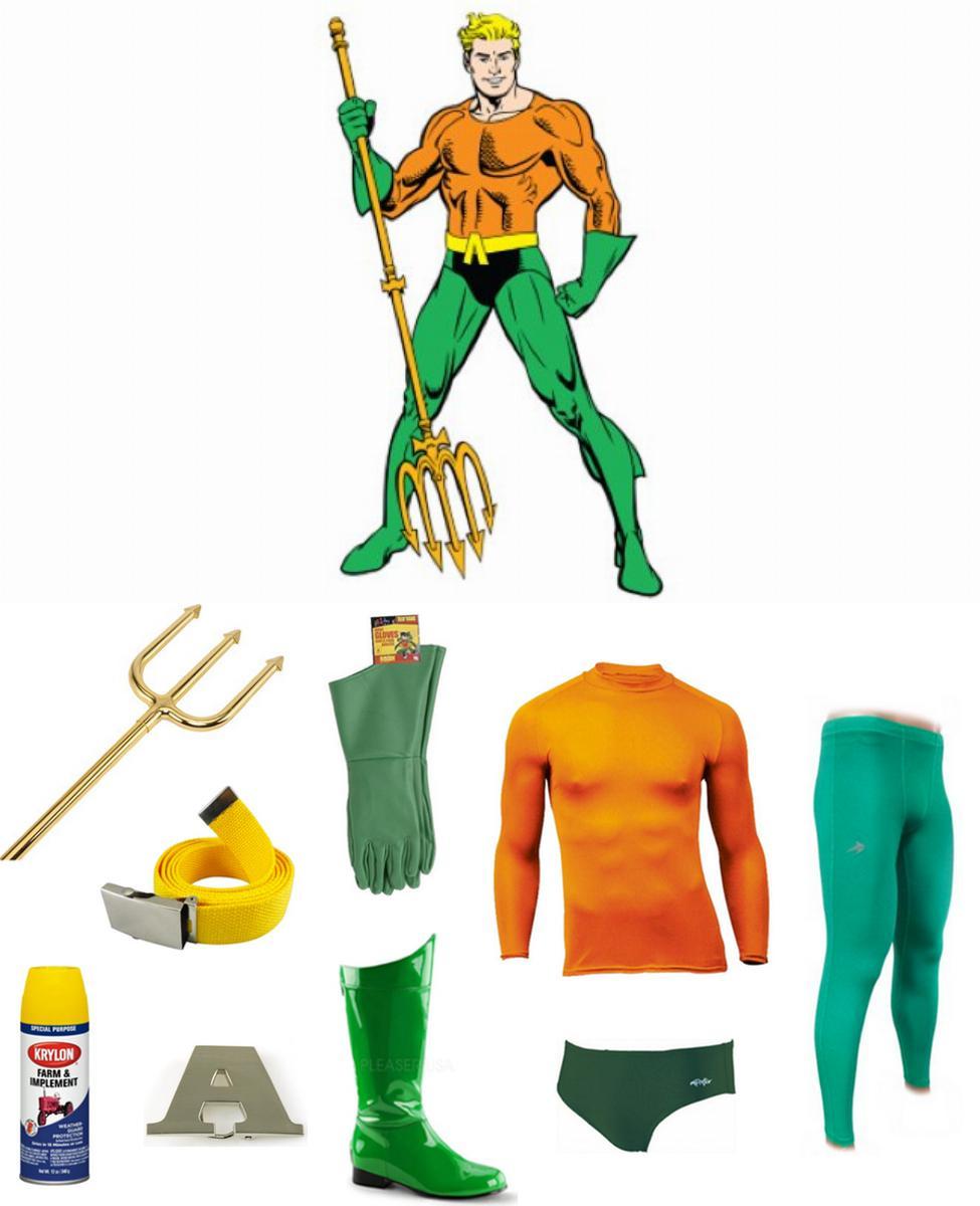Aquaman Cosplay Guide