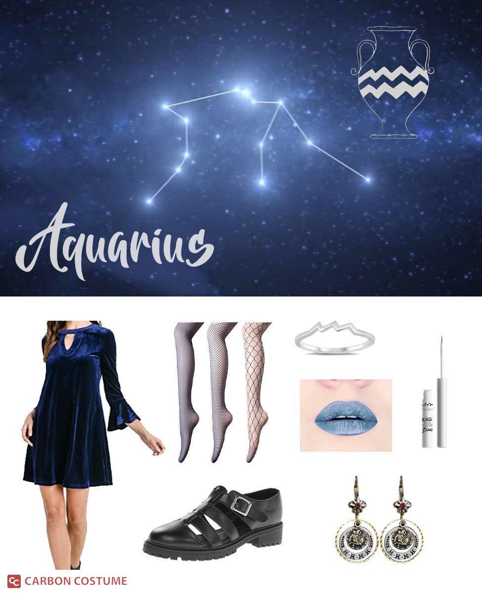 Aquarius Cosplay Guide