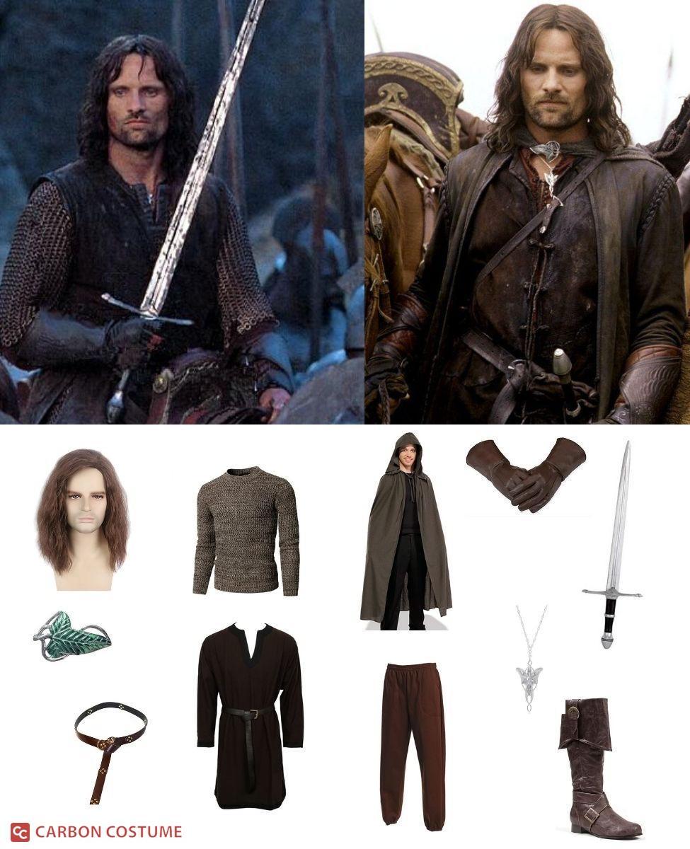 Aragorn Cosplay Guide