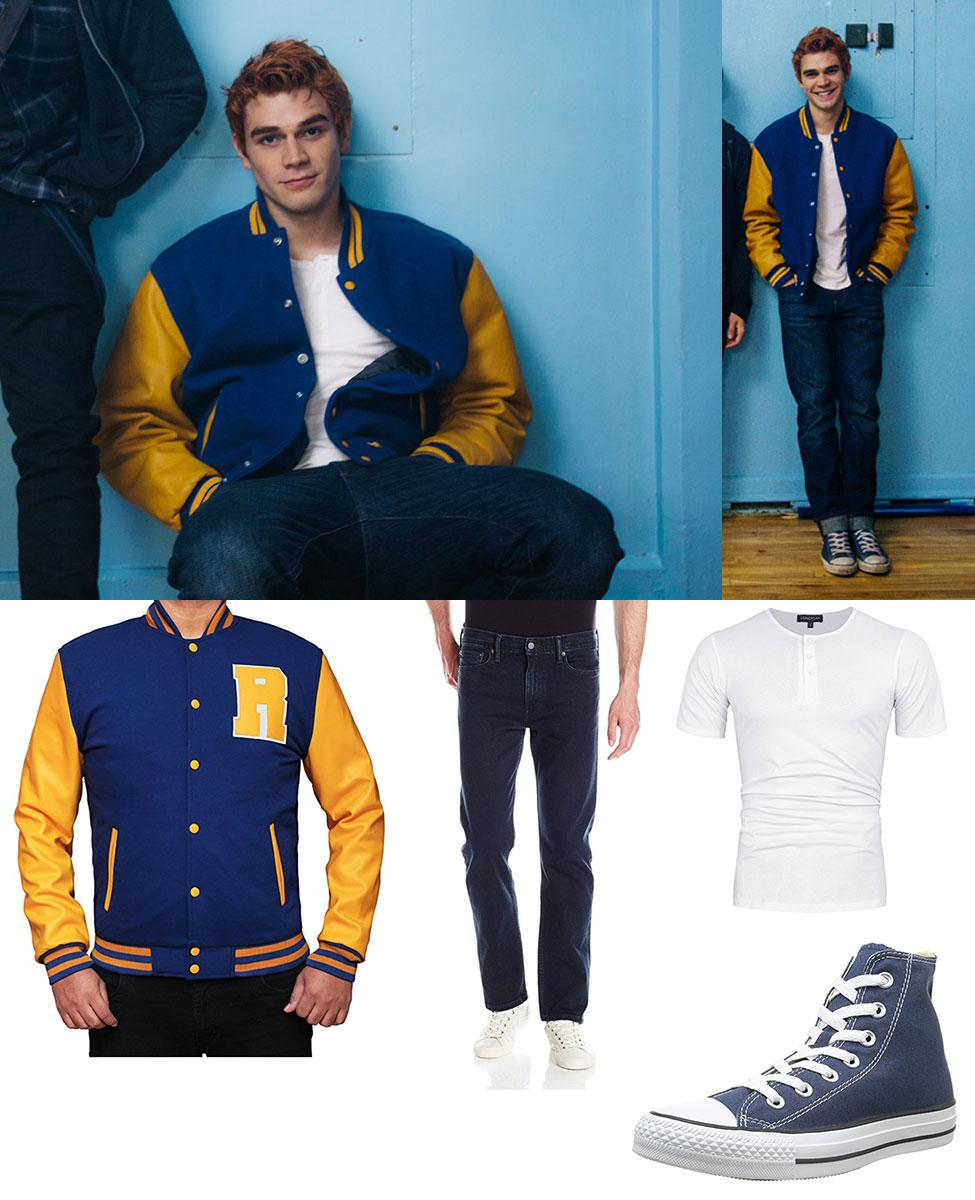 Archie Andrews from Riverdale Cosplay Guide
