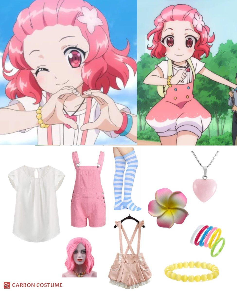 Ari Jin from Flowering Heart Cosplay Guide