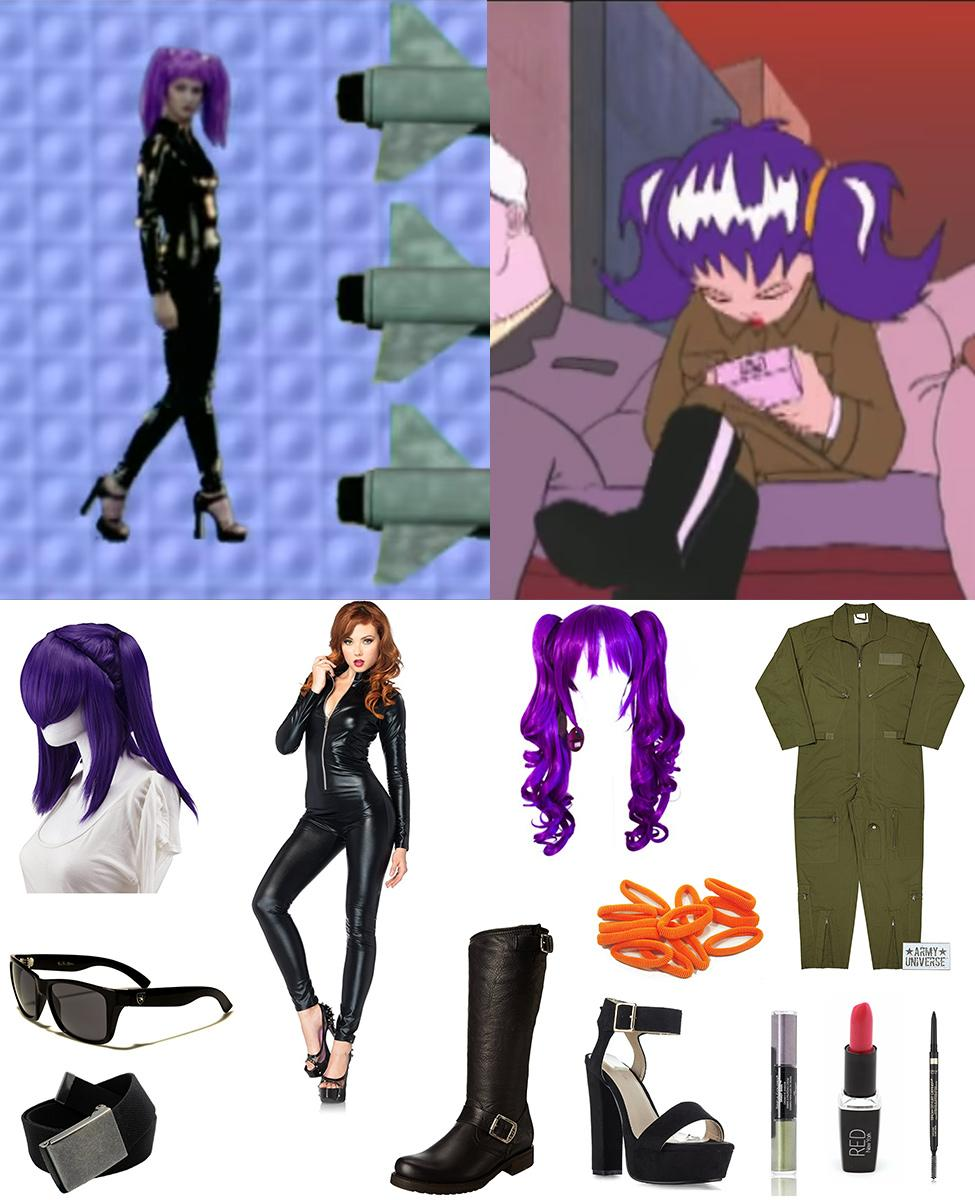 Arial Tetsuo Cosplay Guide