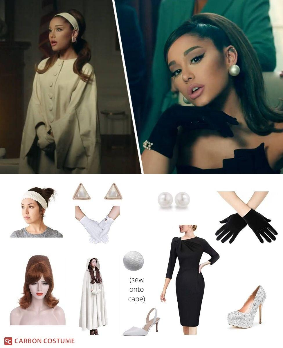 """Ariana Grande in """"Positions"""" Cosplay Guide"""